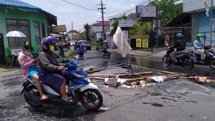 Sengkarut Problem Banjir Tahunan di Kricak Kota Yogya