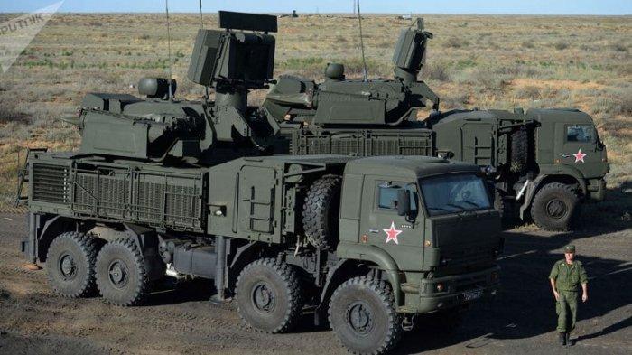 Sistem Pertahanan Udara Suriah Sukses Cegat Rudal Israel