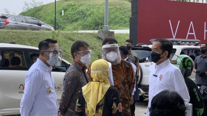 Sentra Vaksinasi Indonesia Bangkit di Depok Sudah Vaksinasi Covid-19 Lebih dari 31 Ribu Orang