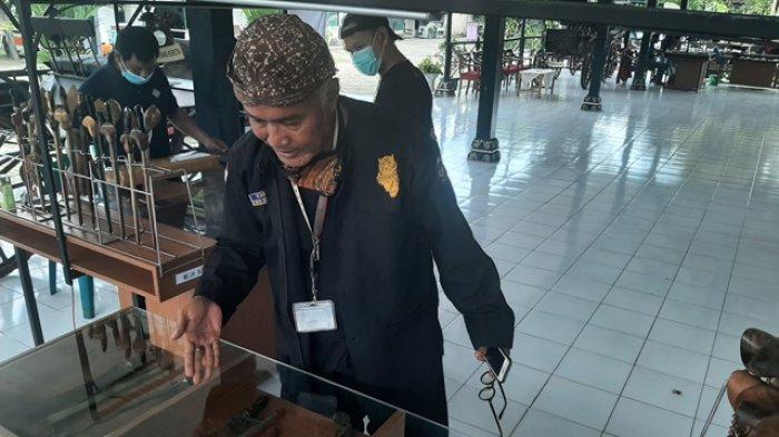 Melihat Eksistensi Keris Jadi Peluang Investasi di Pameran Keris Ndalem Yudhanegaran Yogyakarta