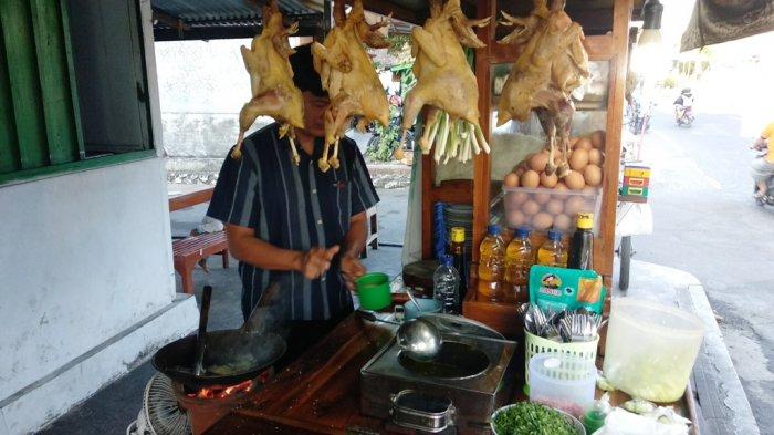 Inilah Kampung Bakmi Jawa di Gunungkidul