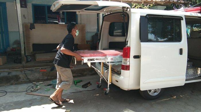Hardiyono Makin Kondang Berkat Modifikasi Mobil Pribadi Jadi Ambulan