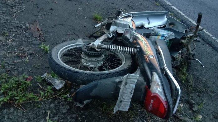 Seorang Pria Meninggal Usai Terlibat Kecelakaan Tunggal di Jalan Daendels Kulon Progo