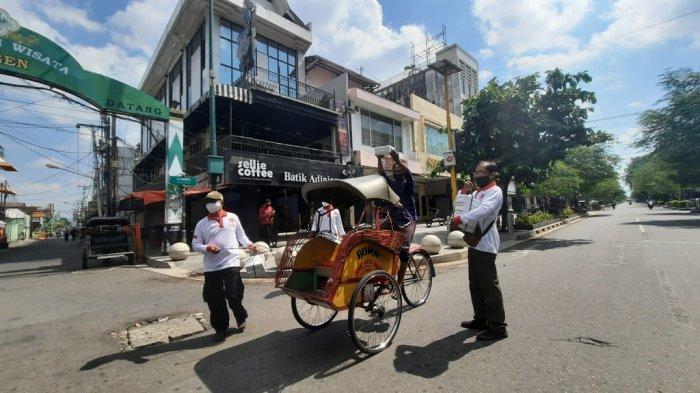 BerbagiUntukSesama, Gerakan Makan Siang Gratis untuk Warga Terdampak PPKM Darurat di Kota Yogya