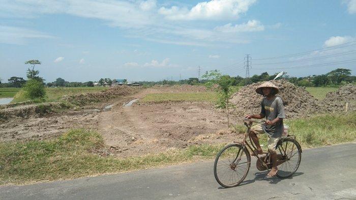 Pengerjaan Fisik Tol Yogyakarta-Solo di Klaten Sudah Dimulai di 4 Desa Ini