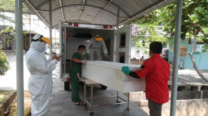 Sepanjang Pandemi, PMI Gunungkidul Sudah Tangani Pemakaman 509 Jenazah