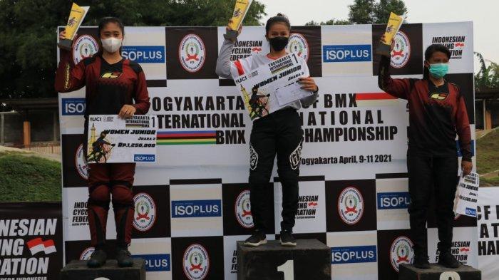 Terapkan Prokes Ketat Dalam Kegiatan ICF BMX National Championship 2021 Digelar di Yogyakarta