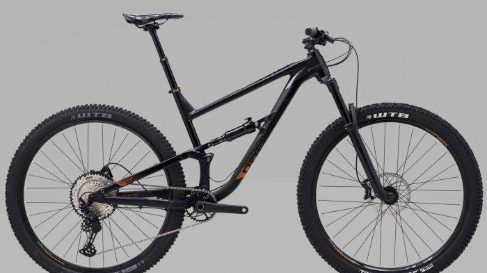 Wow! Sepeda Polygon Siskui Full Suspensi Terbaru, September 2020
