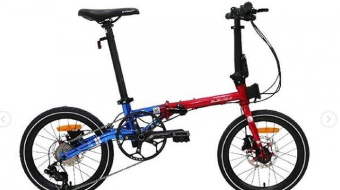 Info Harga Resmi Sepeda Lipat Element Terbaru Mulai Troy