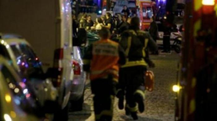 Warga di Paris Tegang, Pantau Perkembangan Berita Teror