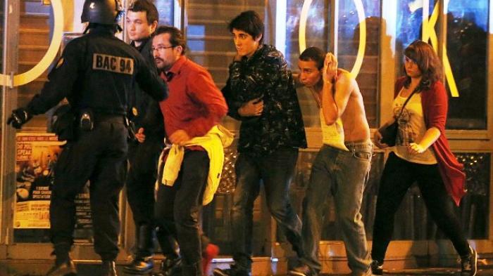 Seorang Teroris Ternyata Warga Perancis