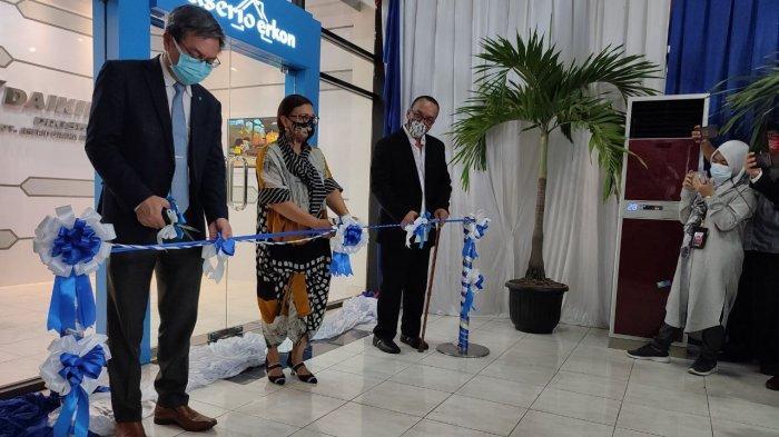 Grand Opening Daikin Proshop, Dealer Proshop Daikin Resmi Pertama di Yogyakarta