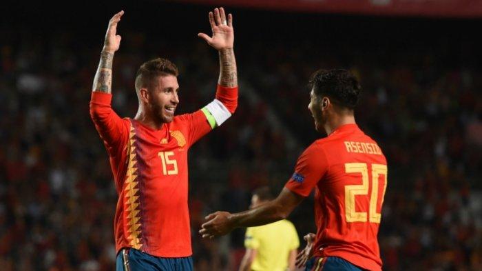 Spanyol vs Kroasia - Tim Matador Pesta 6 Gol Tanpa Balas ke Gawang Finalis Piala Dunia