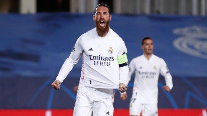 Sergio Ramos Dikabarkan Terima Tawaran Kontrak dari Manchester United dan PSG, Berlabuh Kemana?