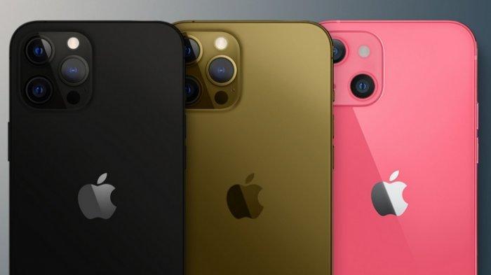 Seri iPhone 13.