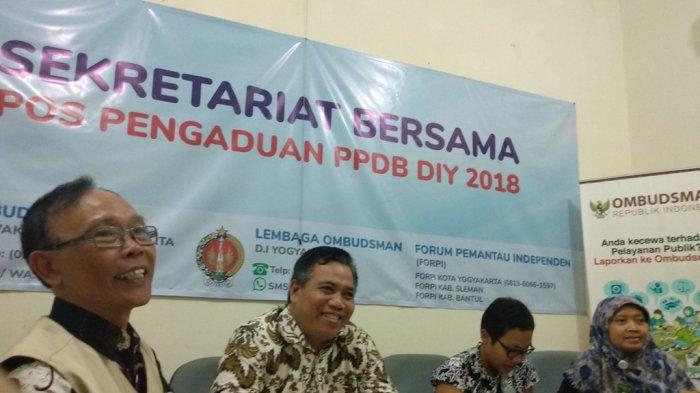 Terkait Blankspot, Setber Pos Pengaduan PPDB DIY Dorong Disdik Kota Yogya Buat Diskresi