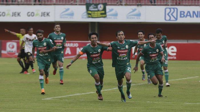 Inilah Susunan Pemain PSS Sleman Kontra Persigo Semeru FC
