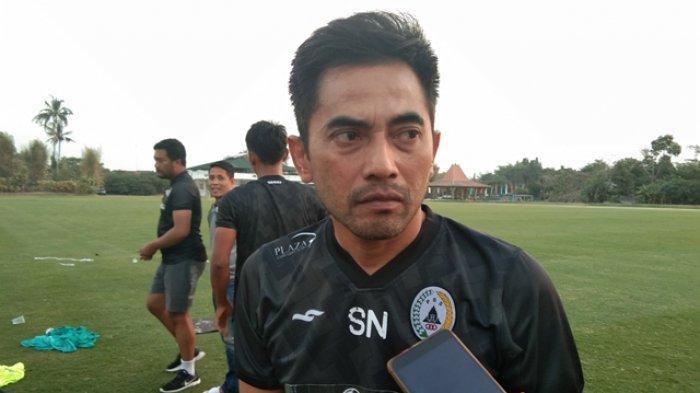 Pemain Muda PSS Sleman Ocvian Chanigio Tampil Apik vs Kalteng Putra, Ini Komentar Seto Nurdiyantoro