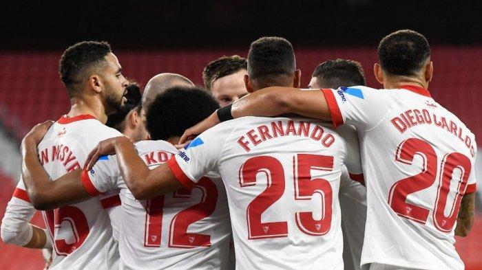 Kemenangan Sevilla kontra Barca di Copa del Rey