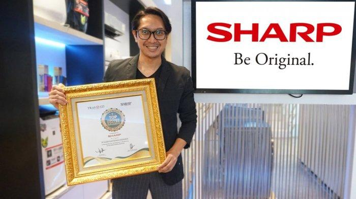 Sharp Indonesia Dianugerahi Top CSR of The Year 2021