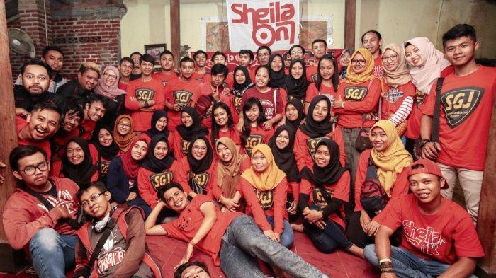 Sewelas Saklawase 11th Anniversrawung Sheilagank Jogjakarta