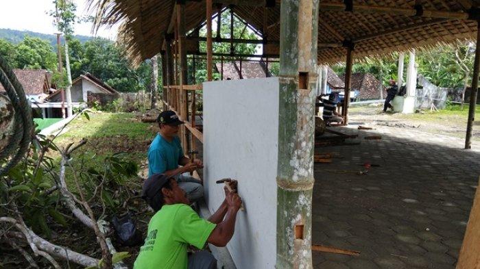 Shelter Tambahan SD Seropan Ditarget Selesai Dua Pekan