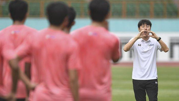 Daftar Lengkap 28 Pemain Timnas U-19 Pilihan Shin Tae-yong