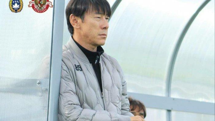 Komentar Shin Tae-yong Setelah Timnas Indonesia Kalah 4-0 dari Vietnam