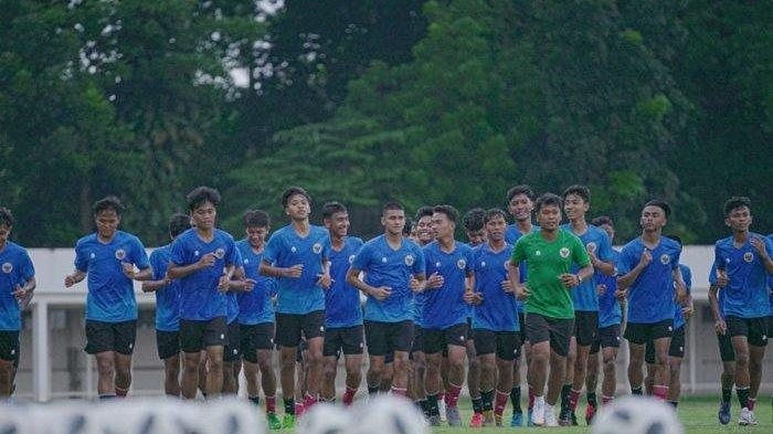 Shin Tae-yong Seleksi Pemain Timnas U-18 untuk Persiapan Hadapi Piala Dunia U-20