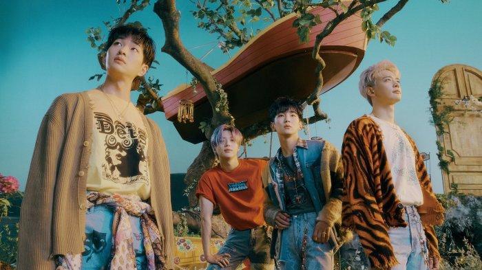 Lirik Lagu Terbaru SHINee 'Atlantis' Lengkap dengan Terjemahan Bahasa Indonesia