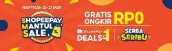 Dukung Gaya Hidup Modern Masyarakat Indonesia, ShopeePay Mantul Sale Sediakan Banyak Promo Menarik
