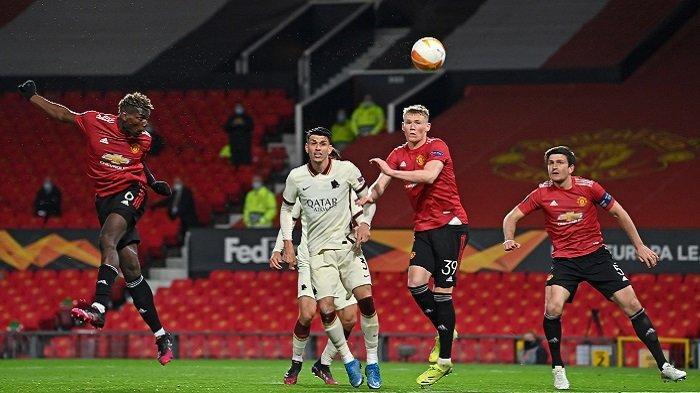 Siaran Langsung AS ROMA vs MU Leg 2 Semi Final Liga Eropa Tayang di O Channel TV