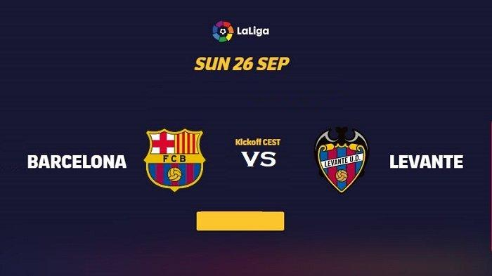 Live Streaming BeIN SPORTS 1 Barcelona vs Levante