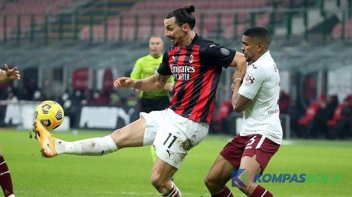 Siaran Langsung Liga Italia AC MILAN vs CAGLIARI Tayang di Channel TV Live Streaming BeIN SPORTS 2