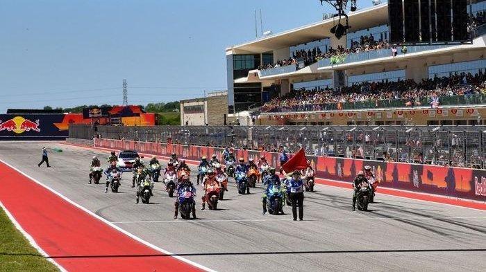 LINK Siaran LIVE STREAMING MotoGP Malam Ini di Trans7 / FOX Sports