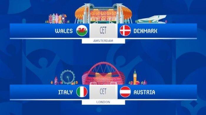 Jadwal Piala Eropa (EURO) 2020