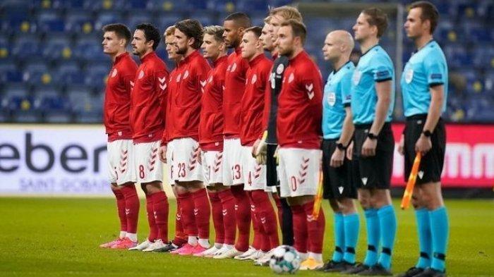 Siaran Langsung EURO di TV RCTI MolaTV Malam Ini: WALES vs DENMARK - Daftar Pemain Line Up