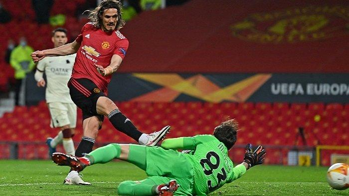 Channel TV Siaran Langsung Live Streaming AS ROMA vs MANCHESTER UNITED Liga Eropa Malam Ini