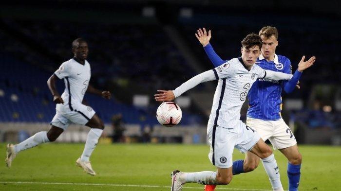 Klasemen Liga Inggris Jelang CHELSEA vs BRIGHTON - Link Siaran Langsung & Live Streaming di TV Ini