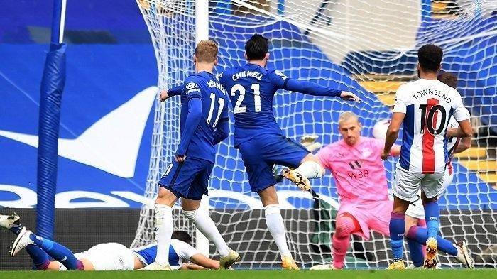 Siaran Langsung Liga Inggris di NET TV MolaTV Everton vs Villa, Chelsea vs Fulham, Palace v Man City