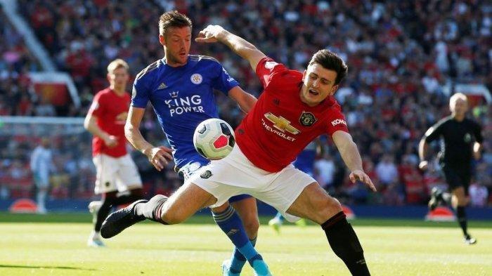 Siaran Langsung Liga Inggris Man United (MU) vs Leicester City Hari Ini Tayang di TV Premier League