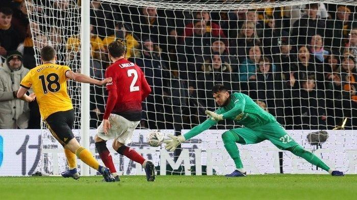 Wolves vs MU, Liga Inggris