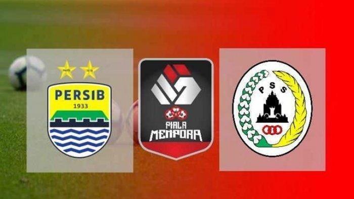 Siaran Langsung & Live Streaming Indosiar PERSIB Bandung vs PSS Sleman di TV Partner Piala Menpora