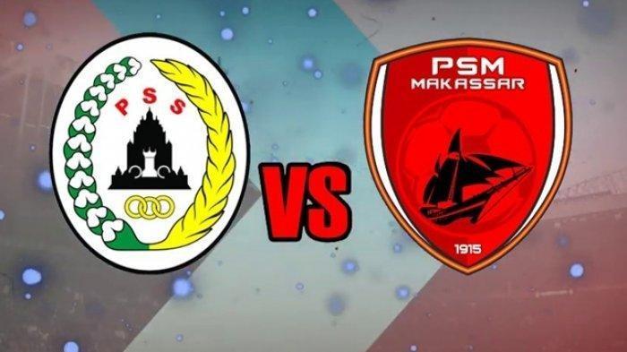 Channel TV Live Streaming PSM MAKASSAR vs PSS SLEMAN Siaran Langsung Piala Menpora 2021 di Indosiar