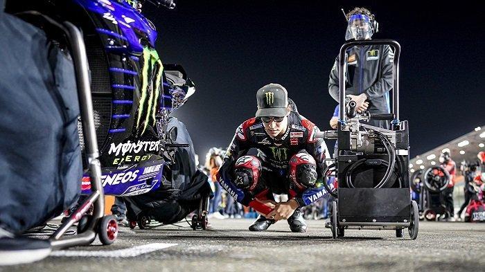 Berita Moto GP Belanda: Ini Target Quartararo dan Vinales di Sirkuit Asen