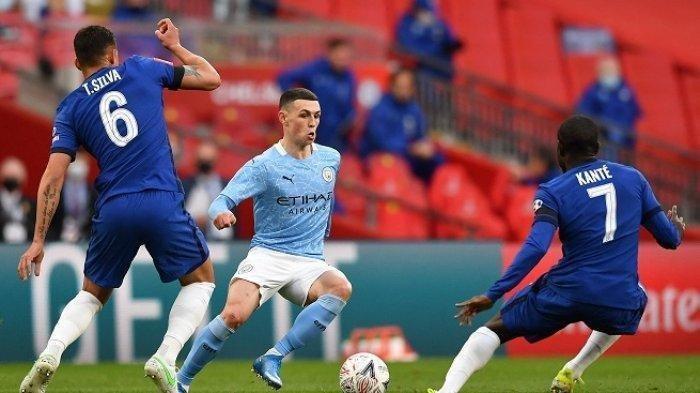 Man City vs Chelsea, Final Liga Champions