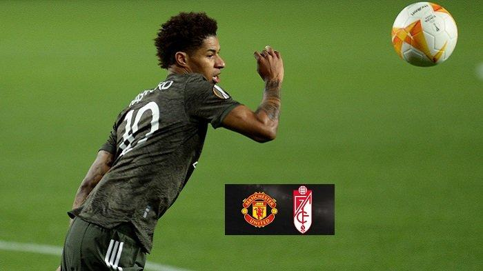 Siaran Langsung Perempat Final Liga Eropa Manchester United (MU) vs Granada Tayang di O Channel TV
