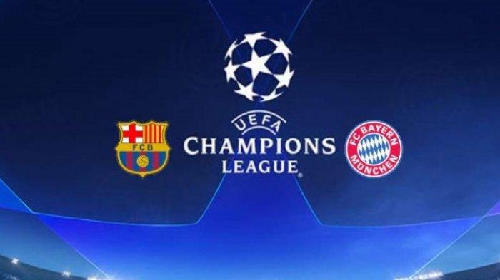 Barcelona vs Bayern Munchen Tayang Langsung di Channel TV SCTV Liga Champions: Daftar Pemain