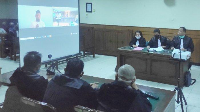 Sidang Perdana Laka Susur Sungai SMP N 1 Turi Digelar Virtual, Terdakwa Terancam 5 Tahun Penjara