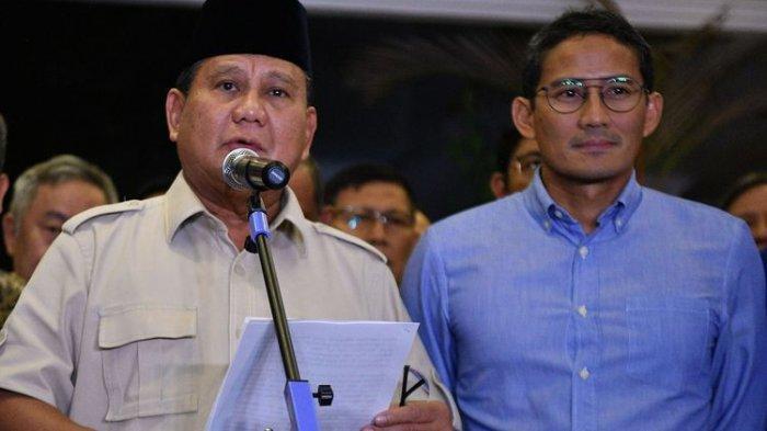 Prabowo-Sandi Kembali Menggugat ke MA, Bawaslu: Dalilnya Sama, Jawaban Kami juga Sama